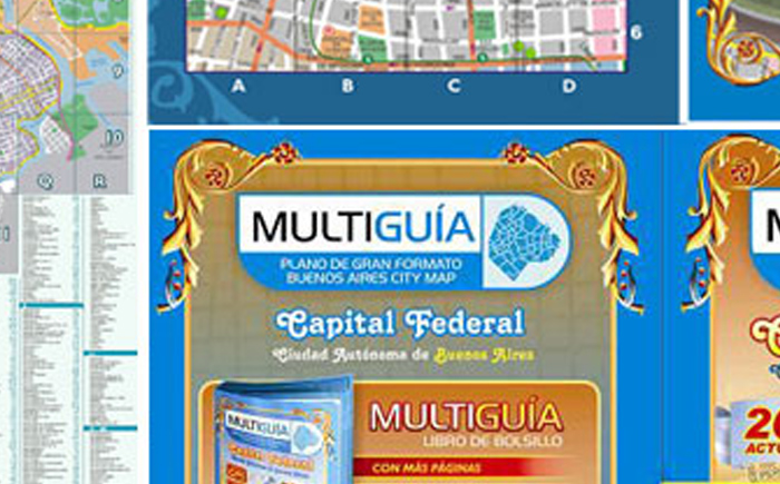 Multiguía transport guide